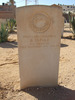 Headstone, Halfaya Sollum War Cemetery, Egypt (photo B. Coutts, 2009) - This image may be subject to copyright