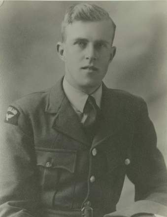 Portrait from Weekly News; 29 March 1944 - This image may be subject to copyright