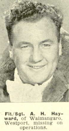 Portrait from Weekly News; 5 April 1944 - This image may be subject to copyright
