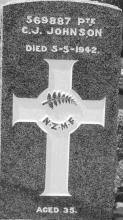 Headstone, Hillsborough Cemetery (photo P Baker 2003) - This image may be subject to copyright