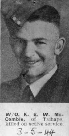 Portrait from Weekly News; 3 May 1944 - This image may be subject to copyright