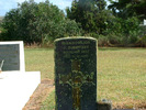 Headstone of J. SUBRITZKY 12/ 2480 [Kaitaia] - No known copyright restrictions