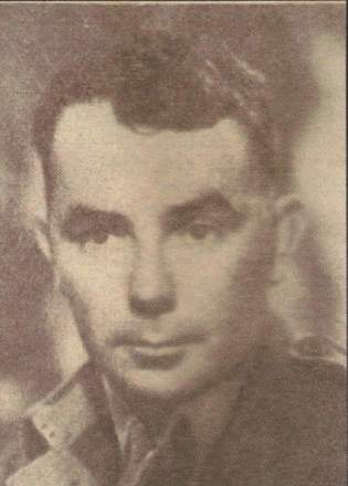 John Forbes Menzies, from the Northland Roll of Honour CDROM - This image may be subject to copyright