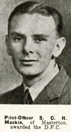 Portrait from Weekly News; 1 March 1944 - This image may be subject to copyright