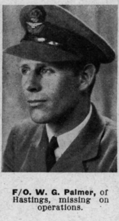 Portrait from The Weekly News; 16 February 1944 - This image may be subject to copyright