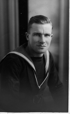 Portrait, c1940 (courtesy of Paton Family Collection Black and White Photograph ) - This image may be subject to copyright