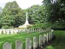 View, Cross of Sacrifice and graves, Poznan Old Garrison Cemetery, Poland (kindly provided by Howard Buxton 2013) - This image may be subject to copyright