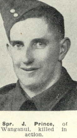 Portrait of Jack Prince - This image may be subject to copyright
