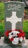 Gravestone, Holy Trinity Churchyard (Anglican), Pakaraka provided by Paul F. Baker. - No known copyright restrictions
