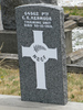 Headstone, Linwood Cemetery (photo S Lees 1 January 2010) - No known copyright restrictions