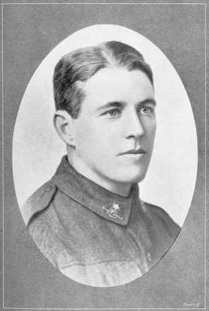 Portrait, from the King's College Honour Roll, WWI. - No known copyright restrictions