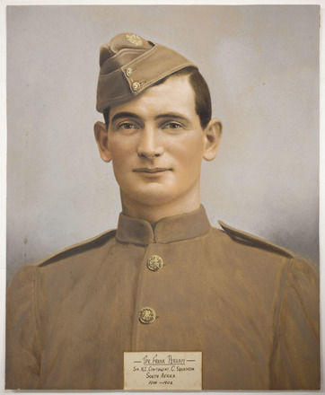Portrait (Collections of the Auckland War Memorial Museum call no. TR485 P439(2)) - No known copyright restrictions