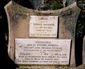 Headstone, Karori Cemetery - No known copyright restrictions
