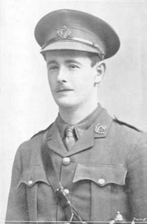 W. Buchanan in uniform - No known copyright restrictions
