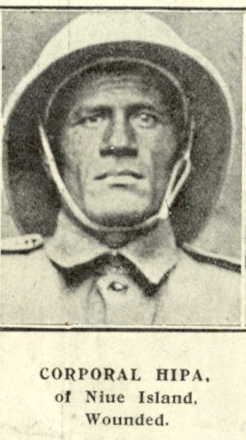 Portrait, Auckland Weekly News, 5 October 1916, p. 40. - No known copyright restrictions