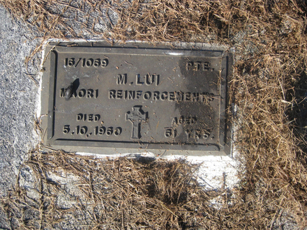 Headstone, Magiagi Cemetery, Samoa (photo B. Ralston, 2010) - No known copyright restrictions