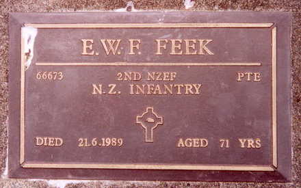 Grave marker, Matakohe Cemetery (phto supplied by Paul Baker) - This image may be subject to copyright