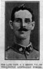 Portrait of Captain A.J. Shout from The Auckland Weekly News, November 28, 1918. - No known copyright restrictions