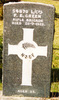 Headstone, Waikumete Cemetery (Photo Paul Baker) - No known copyright restrictions