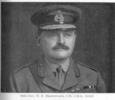 Brigadier-General W.G. Braithwaite from facing page 64, New Zealand Rifle Brigade by Lt-Col. W.S. Austin, 1924 - No known copyright restrictions