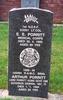Headstone, Karori Cemetery, includes memorial to his son Arthur Porritt (Lord Porritt GCMG GCVO CBE) Governor General 1967-72 (photo P Baker) - No known copyright restrictions