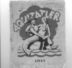 Cover of the Aquitatler, Aquitania's troopship ship magazine, September 1941. - This image may be subject to copyright