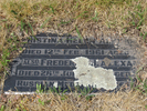 Image of gravestone at Ruru Lawn Cemetery provided by Sarndra Lees 2012 - Image has All Rights Reserved.