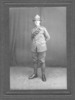 Portrait, Archibald Duff 2/1509, No. 6 Howitzer Battery, before embarkation 1915 - No known copyright restrictions