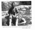 """Portrait, """"One of the Wounded: Private Kainga, Anzac, Gallipoli, August, 1915."""" photo by Major Buck, originally published in Cowan, J. (1926) - No known copyright restrictions"""