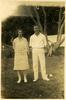 Capt. & Mrs J.G.C. Wales, Orewa 7/1/30 - This image may be subject to copyright