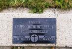 Headstone, Rotorua Cemetery (photo Paul Baker) - No known copyright restrictions