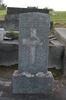 Headstone, Helensville Cemetery (photo John Halpin 2010) - CC BY John Halpin