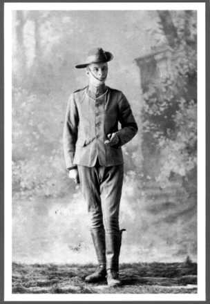 Portrait, Boer War Dickinson, Thomas Harry 8944 - No known copyright restrictions
