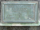 Image of Gravestone at Waikaraka Park Cemetery, Auckland provided by Paul Baker March 2013 - No known copyright restrictions