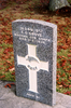 Image of gravestone at Rotorua Cemetery provided by Paul Baker. - No known copyright restrictions