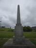 Memorial at Waiotemarama, Northland (photo G.A. Fortune in 2008) - Image has All Rights Reserved