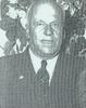 Portrait, WW1 veteran, Percy Duckitt Morrison, taken in the 1950's - No known copyright restrictions