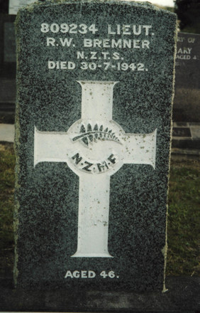 Photo of gravestone provided by Paul F. Baker. - This image may be subject to copyright