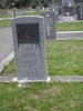 Grave of J.A.M. Henderson (69406), Featherston Cemetery, (image supplied by Sam Hodder) - No known copyright restrictions