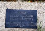 Headstone, Rotorua Cemetery (photo Paul Baker, 2010) - This image may be subject to copyright