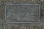 Headstone, Kaurihohore Church (Presbyterian), (photo J. Halpin 2012) - This image may be subject to copyright