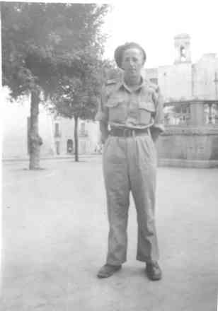 Mr Moir taken at Nottola in 1944. - This image may be subject to copyright