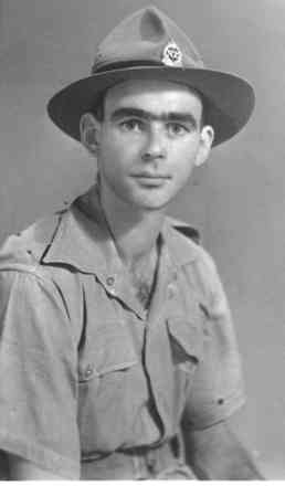 Portrait, Brant Robinson taken in 1940. - This image may be subject to copyright