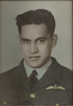 Portrait , taken before R.J. Urlich left New Zealand - This image may be subject to copyright