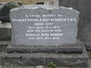 Headstone, Bromley Cemetery (Photo by Sarndra Lees) - Image has All Rights Reserved.