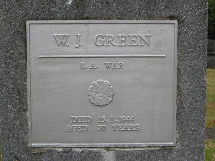 Gravestone detail, Rotorua Cemetery (photo Sarndra Lees, January 2010) - Image has All Rights Reserved.