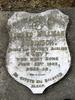 Gravestone at Waikaraka Cemetery provided by Sarndra Lees October 2013 - Image has All Rights Reserved.