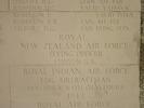Column 459, Singapore Memorial, Kranji War Cemetery. (photo P. Lascelles, 2008) - This image may be subject to copyright