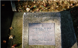 Image of memorial stone at Purewa Cemetery provided by Paul F. Baker November 2011. - This image may be subject to copyright
