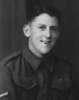 Portrait, WW2 (kindly provided by family) - This image may be subject to copyright